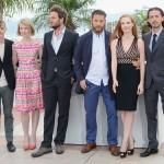 """Elenco de """"Os Infratores"""" em Cannes"""