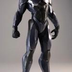 Sai primeira arte conceitual de Robocop!