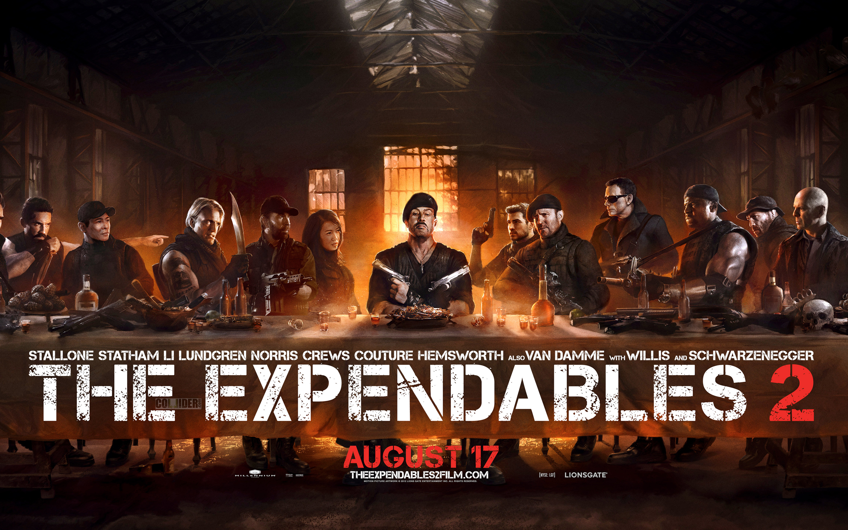 The Expendables 2 - 01