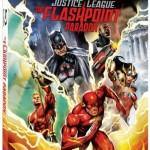 Conheça: Justice League – The Flashpoint Paradox, novo longa animado da DC