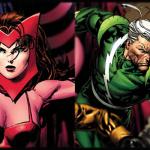 Filhos do Magneto no filme Os Vingadores 2 ?