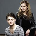 Daniel Radcliffe e Emma Watson estão de olhos nos clássicos
