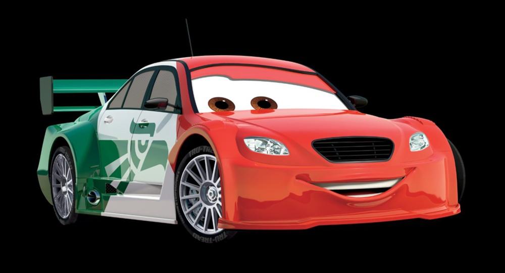 Cars  Movie Frosty