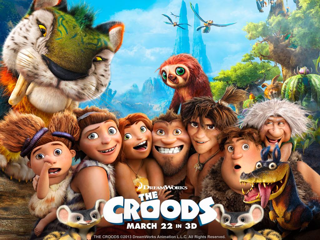 Assistir Os Croods Online Gratis em HD