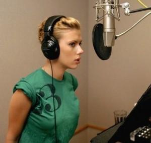 Scarlett - Cantando