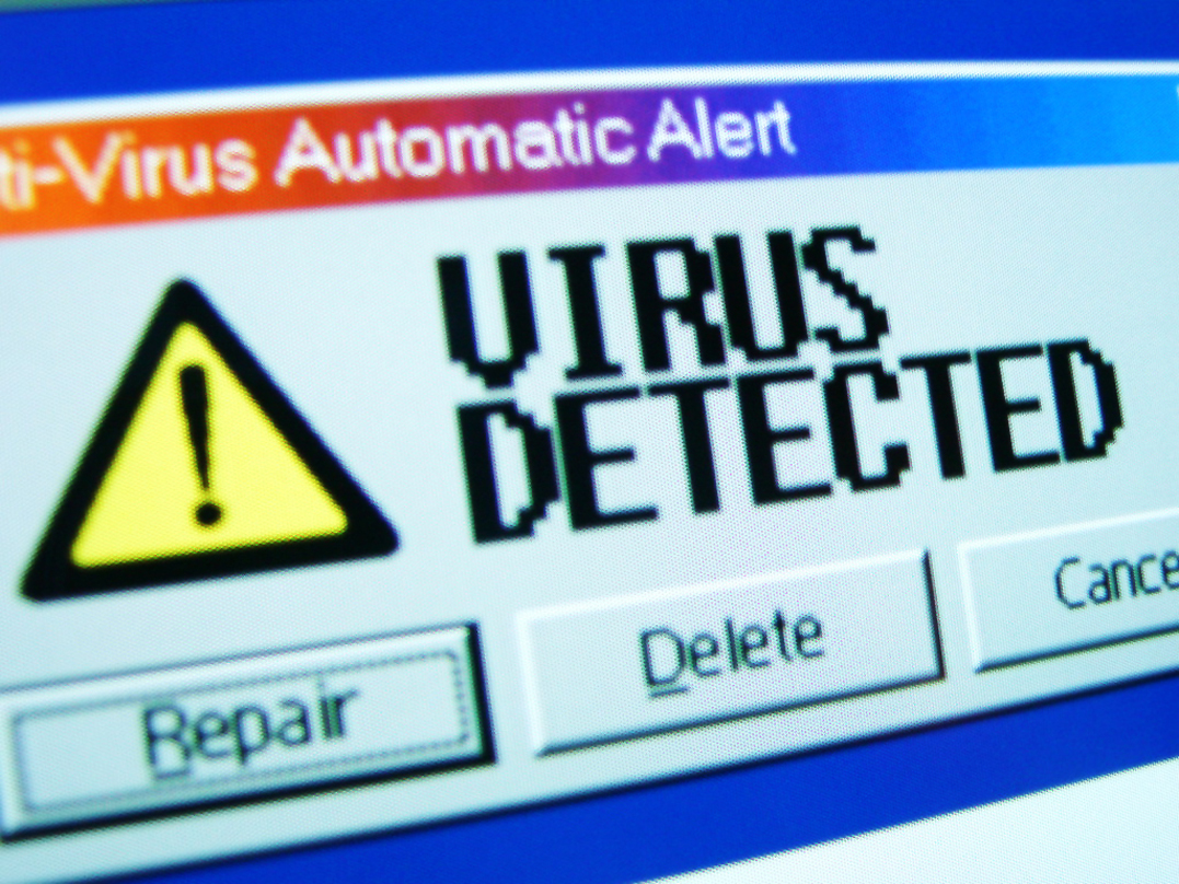 Manter o antivírus sempre atualizado é importante para quem faz downloads constantemente