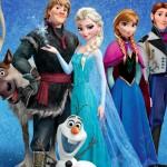 """""""Frozen"""" vende 3,2 milhões de Blu-rays e DVDs em Primeiro Dia no mercado!"""
