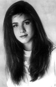 Jennifer Aniston jovem