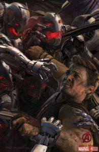 Vingadores-2-Gaviao-Arqueiro-poster-Comic-Con2014-01