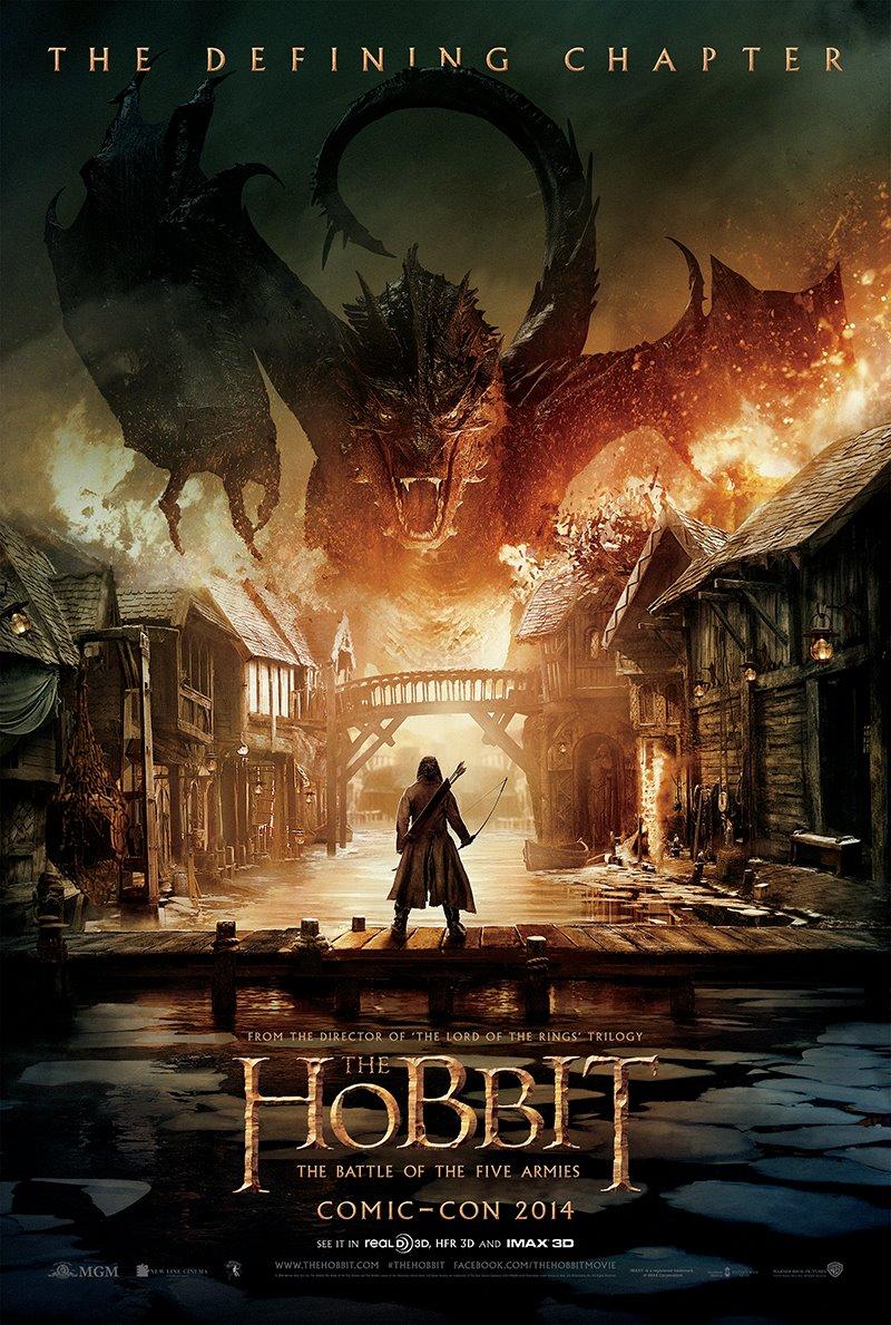 o hobbit a batalha dos cinco exércitos