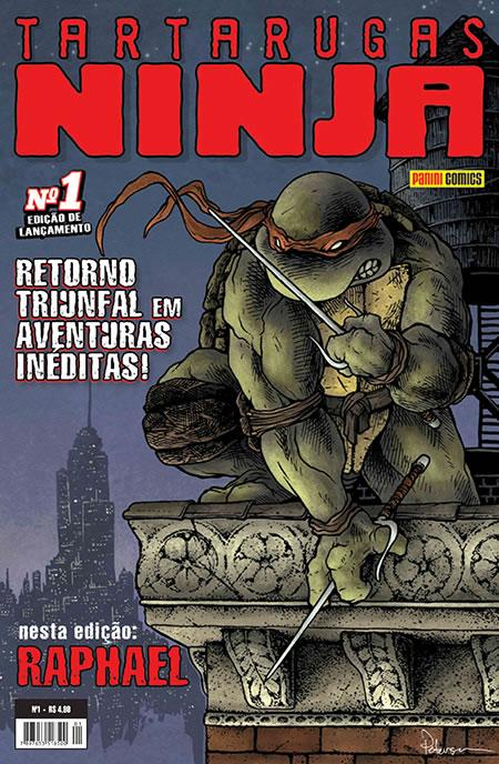 Conheca Os Personagens Do Filme As Tartarugas Ninja