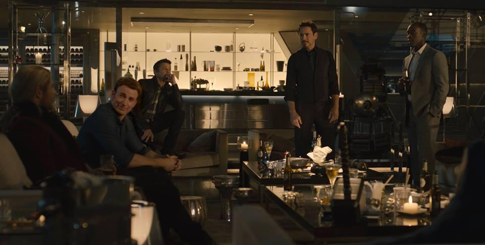 Vingadores - A Era de Ultron