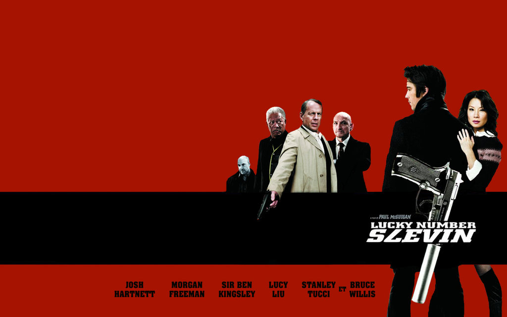 Xeque mate lucky number slevin - Lucky number 7 wallpaper ...