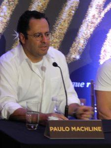 """Paulo Machline, diretor de """"Trinta"""""""
