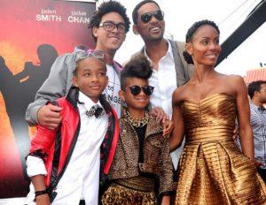 Will Smith - family
