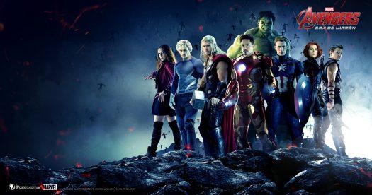 Vingadores: artigo. Telas verdes, muitas telas verdes mesmo.
