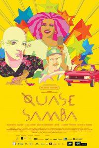 QuaseSamba_poster