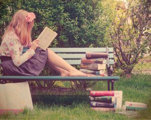 pessoa lendo