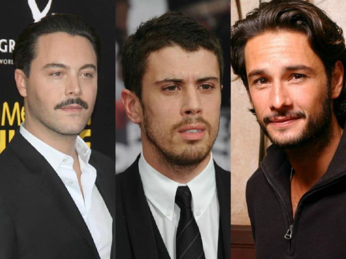 Os protagonistas: Jack Hustlone, Tobby Kebell e Rodrigo Santoro