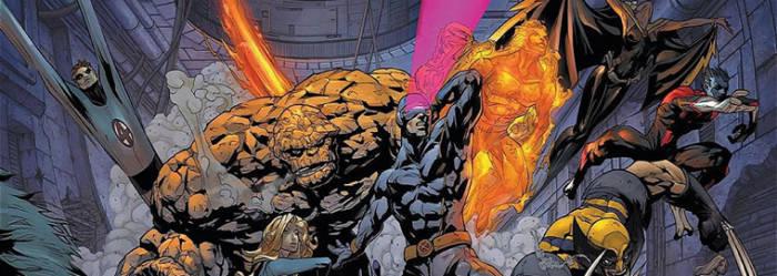 Quarteto - X-Men