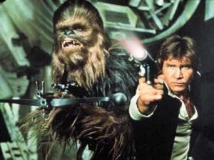 Harrison Ford - Han solo