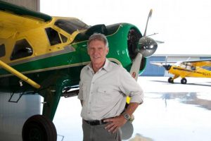 Harrison Ford - pilot