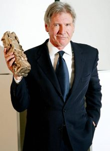 Harrison Ford - prêmio