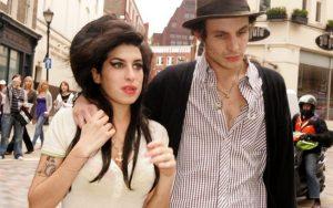 Amy e o marido