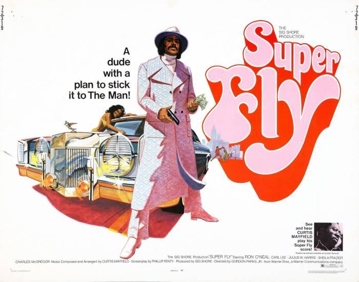 Superfly, Clássico Blax de 1972