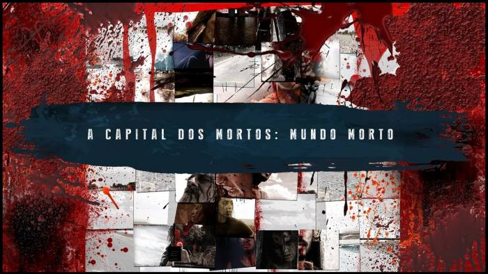 Capital dos Mortos 2 mundo-morto