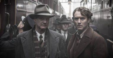 O Mestre dos Gênios - Colin Firth e Jude Law