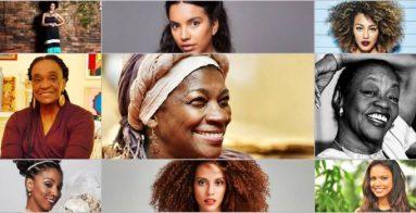 atrizes negras - Rochas