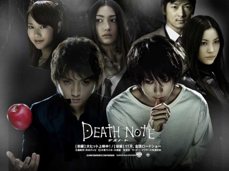 DEATH-NOTE capa