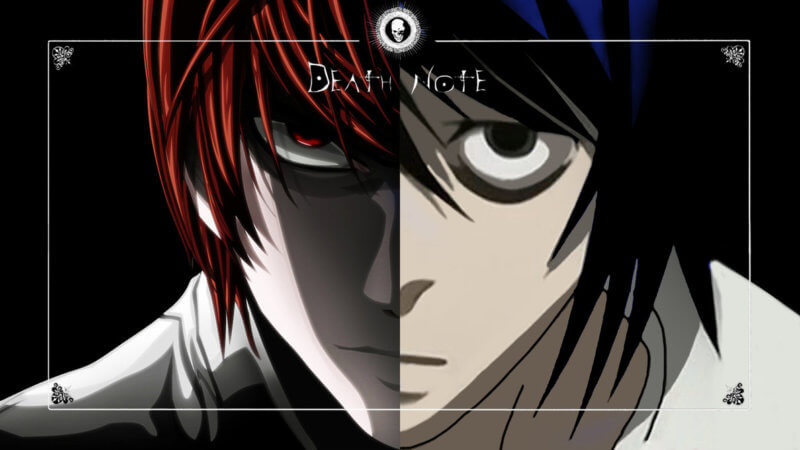 Death Note/Capa