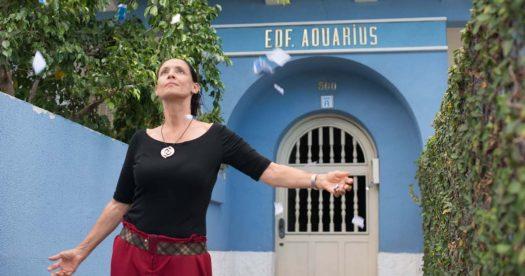 """""""Aquarius"""", com Sônia Braga, de Kleber Mendonça Filho"""