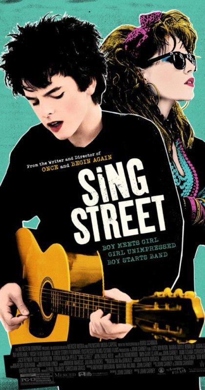 Sing Street - filme de John Carney