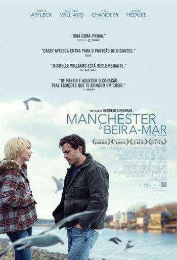 Manchester à Beira-Mar, com Casey Affleck, está na corrida para o Oscar