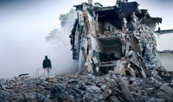 Os Capacetes Brancos - White Helmets - Netflix