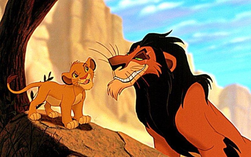 Resultado de imagem para o rei leão