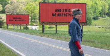 ganhar o Oscar - previsão - Três Anúncios Para um Crime