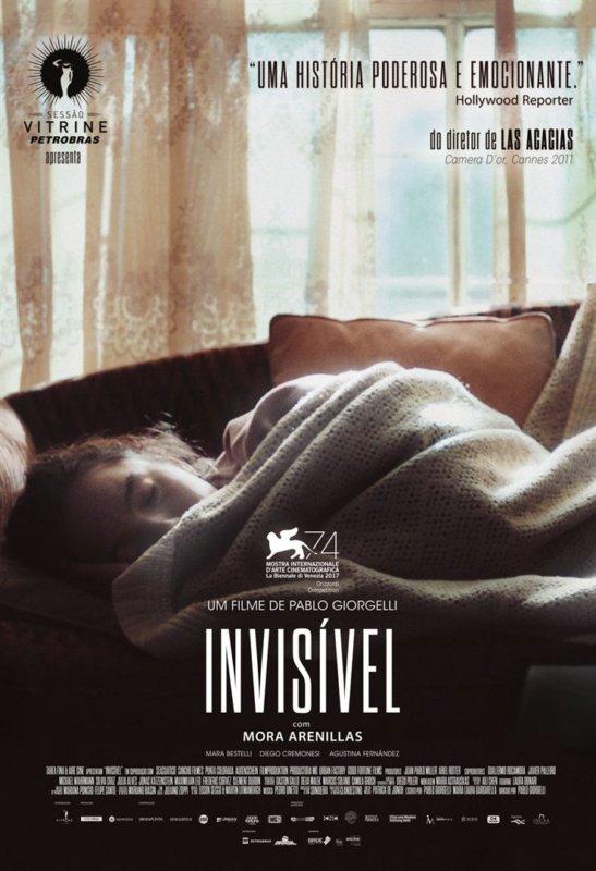 Invisível - pôster