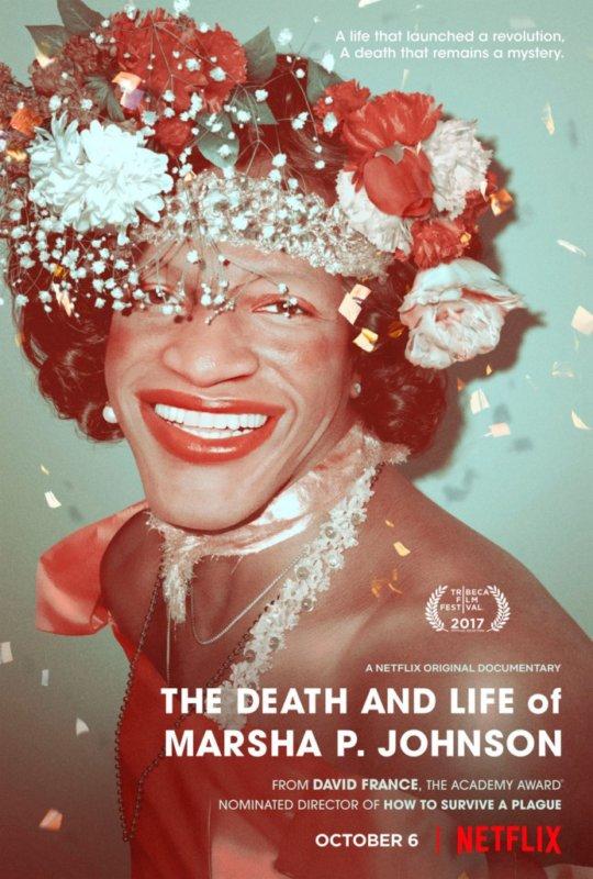 a vida de Marsha P Johnson e a revolta de Stonewall
