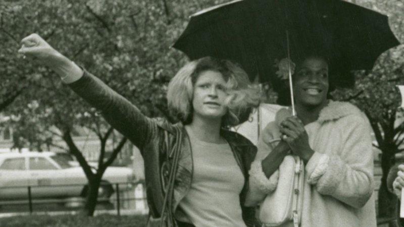Marsha P. Johnson e Sylvia Rivera