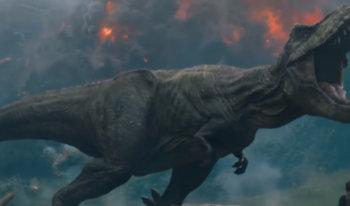 Jurassic World Reino Ameaçado
