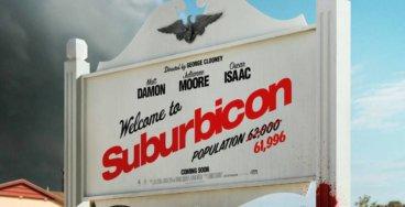 Suburbicon - capa