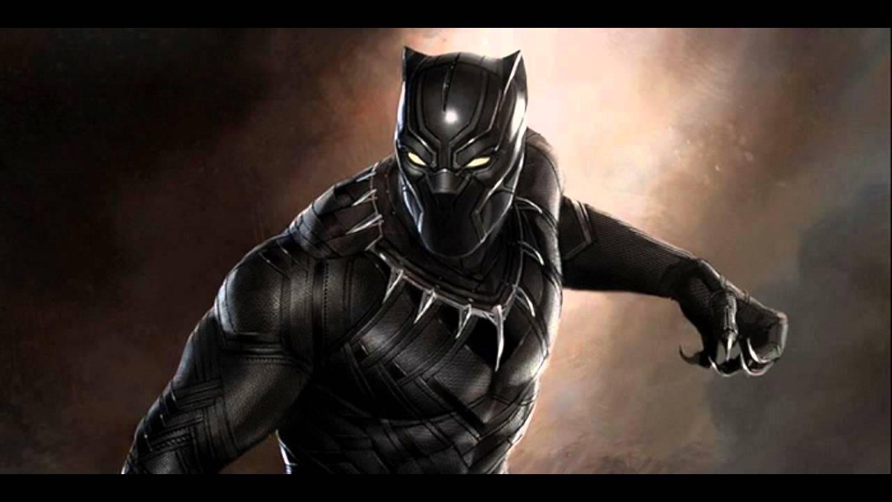 vocÊ conhece o pantera negra