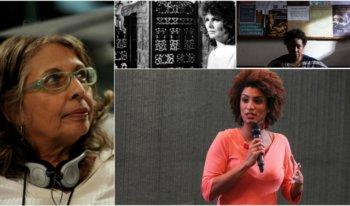 Cinema de resistencia Marielle Presente