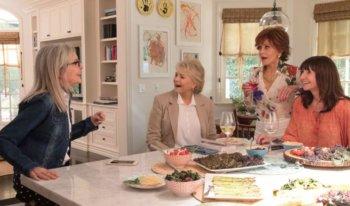 Do Jeito que Elas Querem - filme com Jane Fonda e Diane Keaton