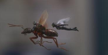 Homem-Formiga e Vespa