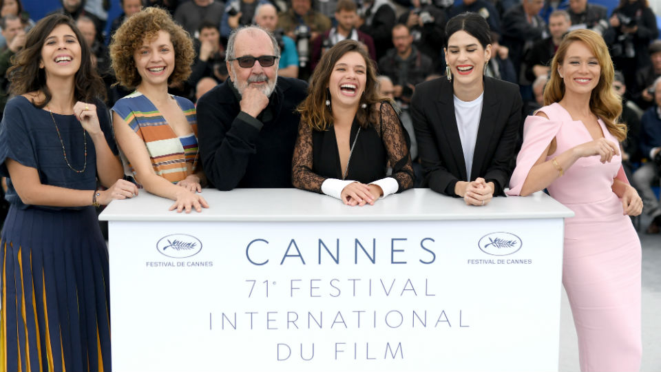 O Grande Circo Místico Cannes